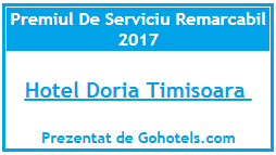 Doria Hotel Timisoara goHotels
